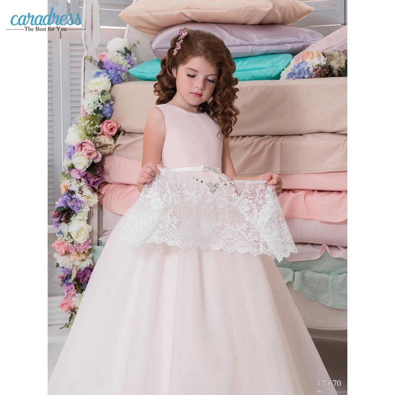 88387b4ec39 Aliexpress.com   Buy Two Pieces Arabic 2017 Lace Flower Girl Dresses  Vintage Child Dresses FREE Jacket Beautiful Flower Girl Dresses from  Reliable girls ...