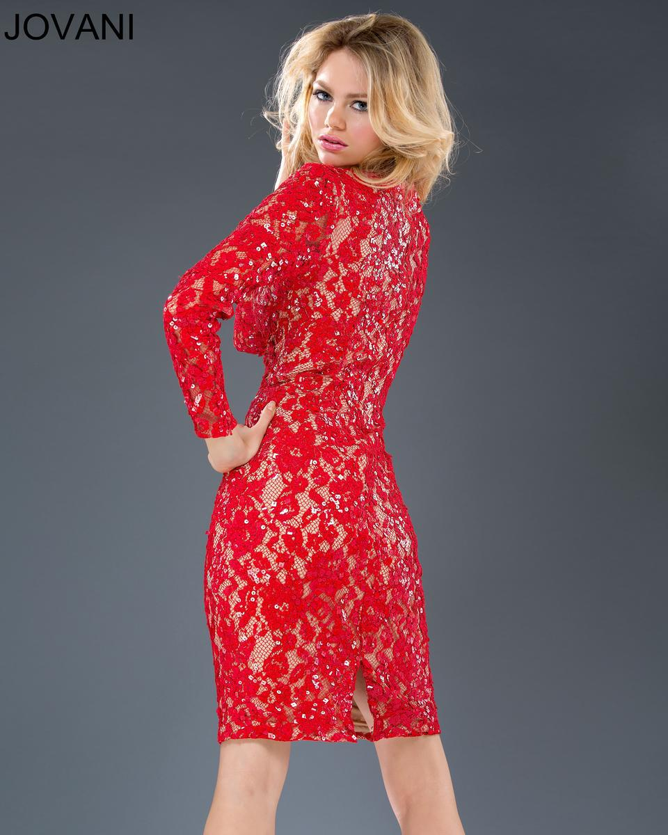 Short bridesmaid dress picture more detailed picture about red red lace long sleeve short bridesmaid dress 2017 hot sales high quality bq99 ombrellifo Choice Image