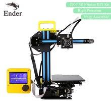 2017 высокое качество CR-7 3D комплект принтера DIY RepRap Prusa i3 принтер 3D мини машина с нити + Инструменты + 8 г SD карты (creality 3D)