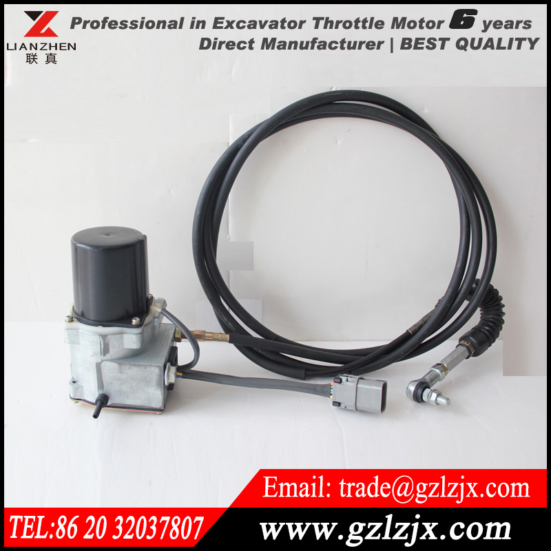 Excavator stepper steping throttle motor EC governor motor 2523-9014 2523-9015 for Daewoo Replacement parts 2523-9014 2523-9015 fs 001 water resistant mega bass in ear earphones black silver 3 5mm plug 89cm cable