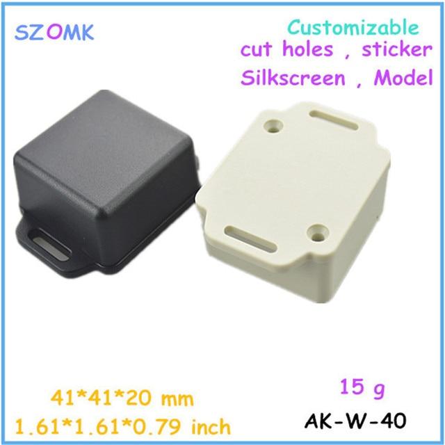 Szomk Small Electrical Junction Box 20 Pcs 41 20mm Plastic