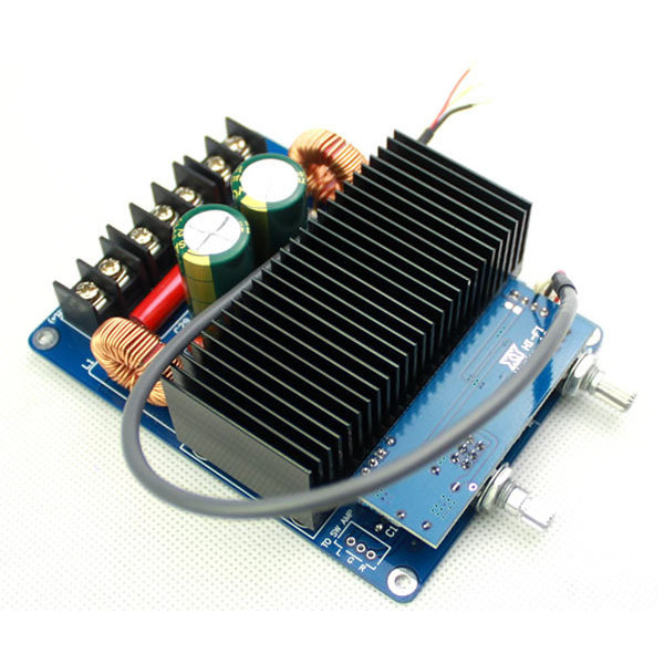 tda8920 class d subwoofer amplifier 140w btl digital power amp board diy kit new in amplifier. Black Bedroom Furniture Sets. Home Design Ideas