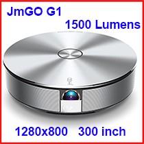7 JmGO G1 3D Projector