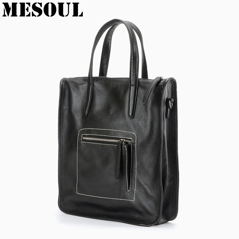 High Quality Handbags Designer Women Top-Handle Bags 100% Real Leather Shoulder Bag Fashion Business Ladies Office Bag Briefcase