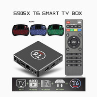 Mesuvida T6 S905X Android 7 1 Smart TV Box 2GB 16GB Amlogic S905X Quad Core Cortex