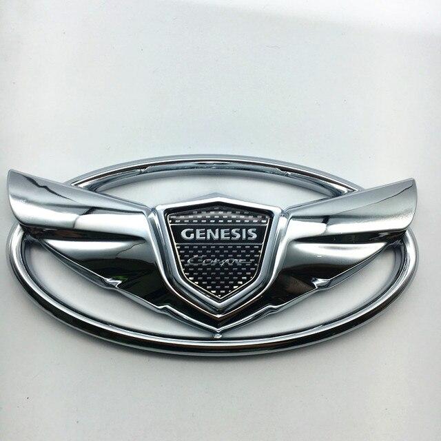 Genesis Style Cool Car Refit Emblem For Hyundai Genesis Coupe Super