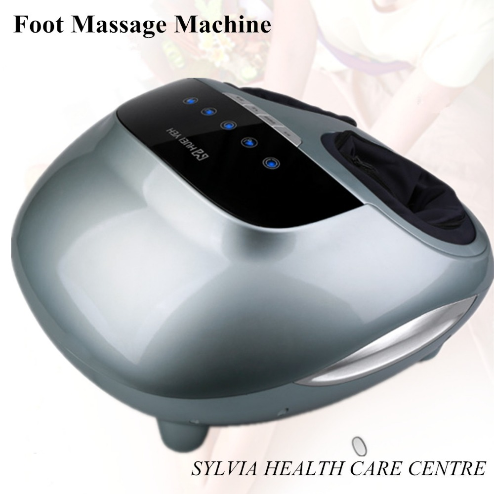 2017 Free shipping Electric Foot massage machine full feet massage device full kneading foot instrument heated massage 2016 new present luxury full feet massager electric shiatsu foot massage machine foot care device for sale free shipping