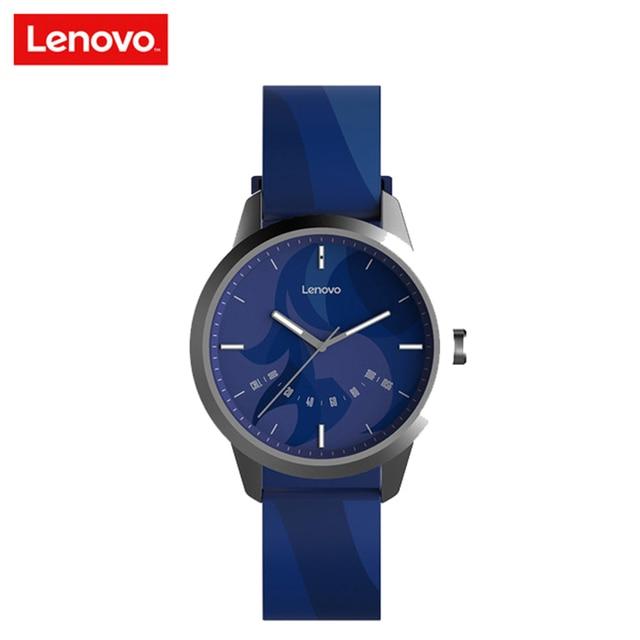מקורי Lenovo שעון 9 חכם שעון 5ATM עמיד למים אינטליגנטי יישור זמן טלפון שיחות להזכיר חכם שעון גברים עבור אנדרואיד