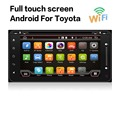 Qud Core Android 4.4 Автомобильный Dvd Головное Устройство Радио для Toyota Hilux 2015-16 Gps Navi Bluetooth Wifi 3 г Obd Fm Am Радио Dvd-плеер Автомобиля