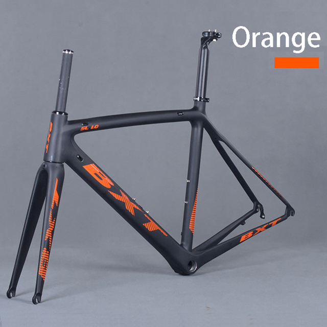 Cheap Carbon Road Bike Frame 2016 Di2 and Mechanical 500/530/550mm Super Light carbon road Frame+Fork+headset  carbon bicycle frame
