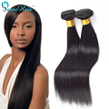 Panse Hair Brazilian Virgin Hair Straight Human Hair Weaves Extension 8-30 Inch 2pcs/lot No Shedding And No Tangle 100g/pc