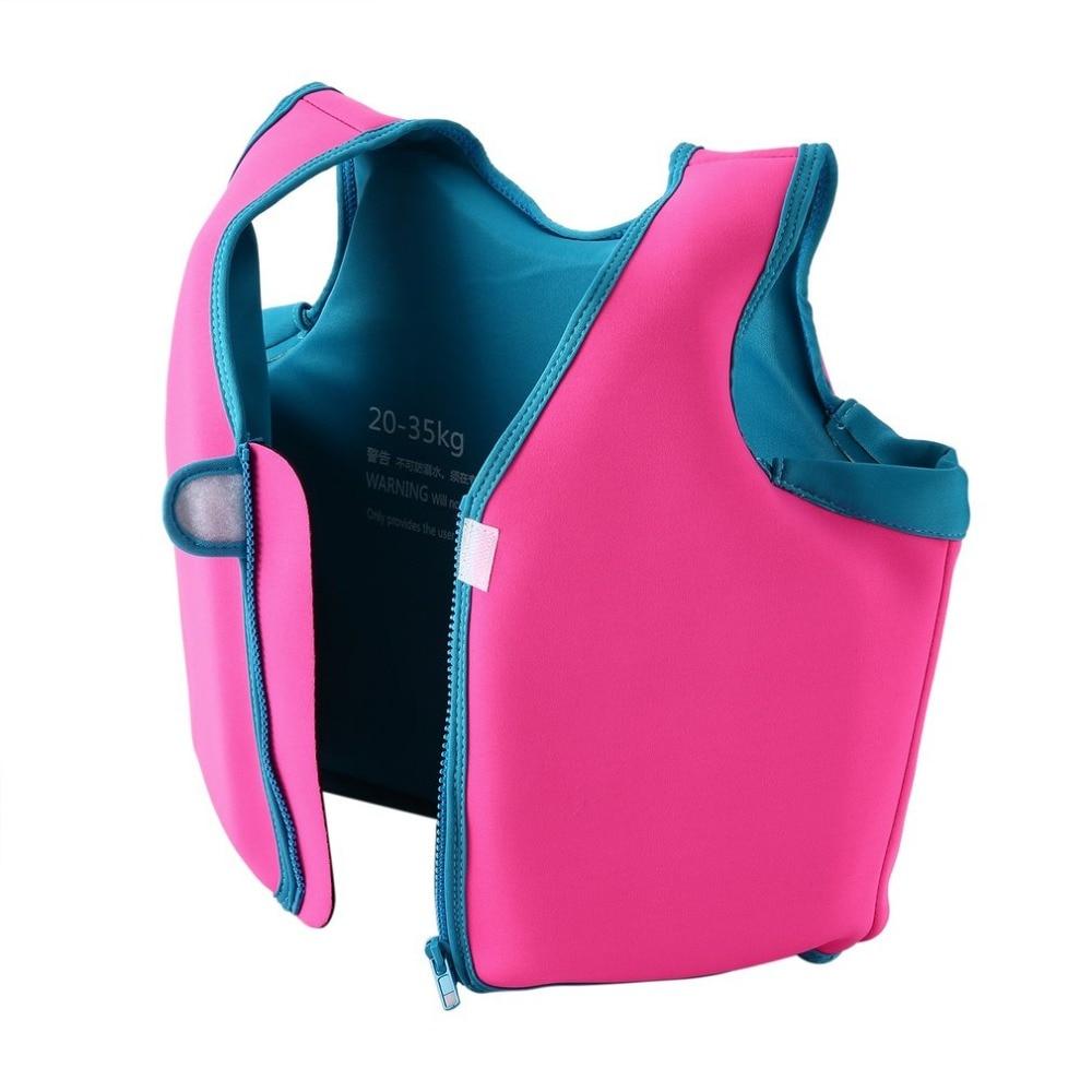 2018 Children Life Vest Kids Life Jacket Buoyancy Safe Vest Pool Water Lifejacket Baby Swimsuit Swimming Lifevest Surfing vest