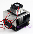 Termoelétrica Peltier De Refrigeração Sistema de resfriamento Kit Cooler para DIY TEC-12706 mini-condicionador de ar