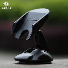 Benks New Mouse Shape Car Phone Holder Windshield Dashboard Suction Cup Mount Bracket 360 Universal for iPhone Samsung Xiaomi