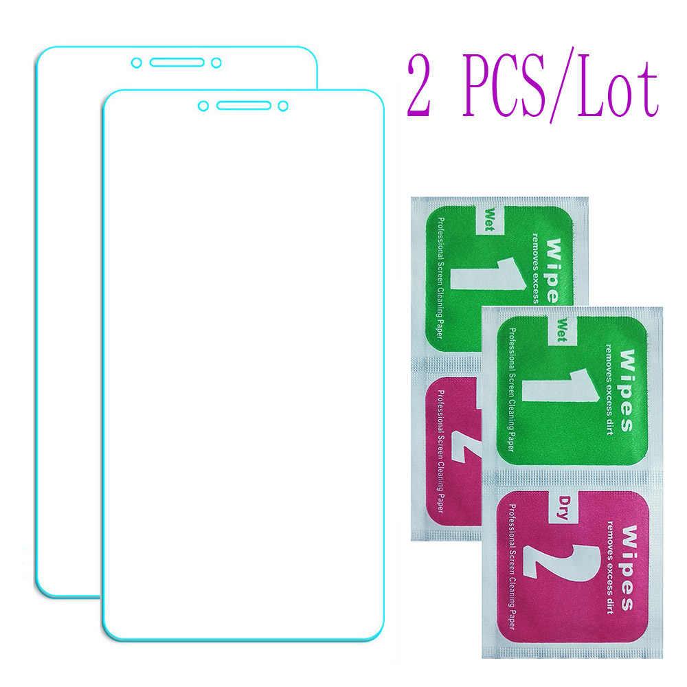 Tablet PC película protectora para Huawei MediaPad T1 7,0 T1-701 T1-701u 7 pulgadas LCD Protector de pantalla Ultra Slim HD película 2 piezas