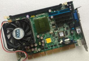 Bord d'équipements industriels pcisa-3716 PCISA-3716EV-R4 VER 4.1 001S045-01-041 demi-taille cpu cartes