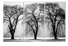 3Panels lake of the tree Canvas Print Painting Artwork Modern Home Wall Decor painting Art Picture Paint on Prints