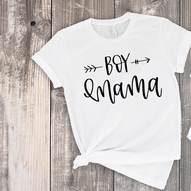 HTB1IRQDNb2pK1RjSZFsq6yNlXXaw Mom and Son Matching Clothes Family Look 2019 Summer Bestfriend Shirts Mama Little Boy Baby Bodysuit Rompers + Mommy Tshirt Set