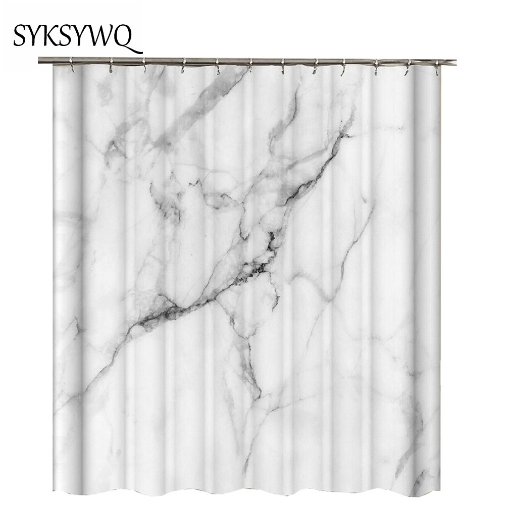 Home & Garden Aplysia Swan On The White Surface Polyester Fabric Bathroom Shower Curtain 72 X 72 Inches At Any Cost
