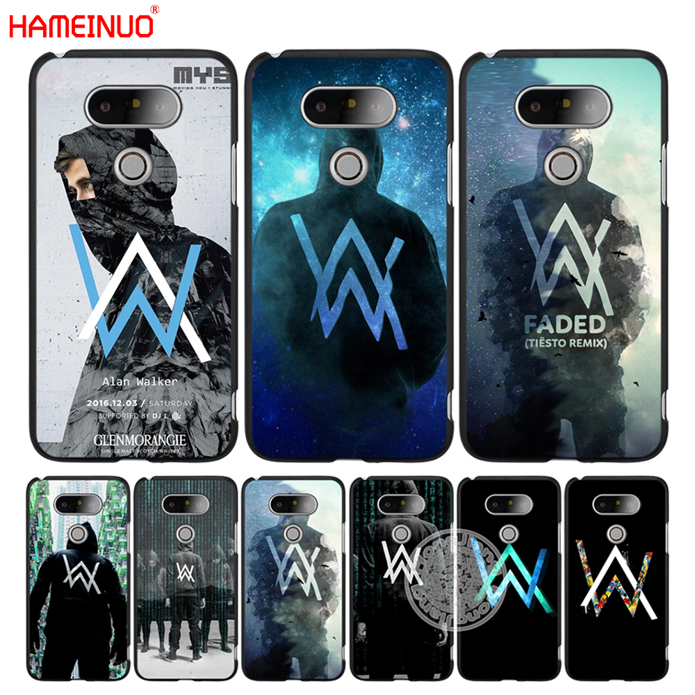 HAMEINUO alan walker faded case phone cover for LG G6 G5
