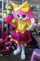Glitter Queen Lol Dolls Surprise Mascot Costume Party Character Birthday Halloween