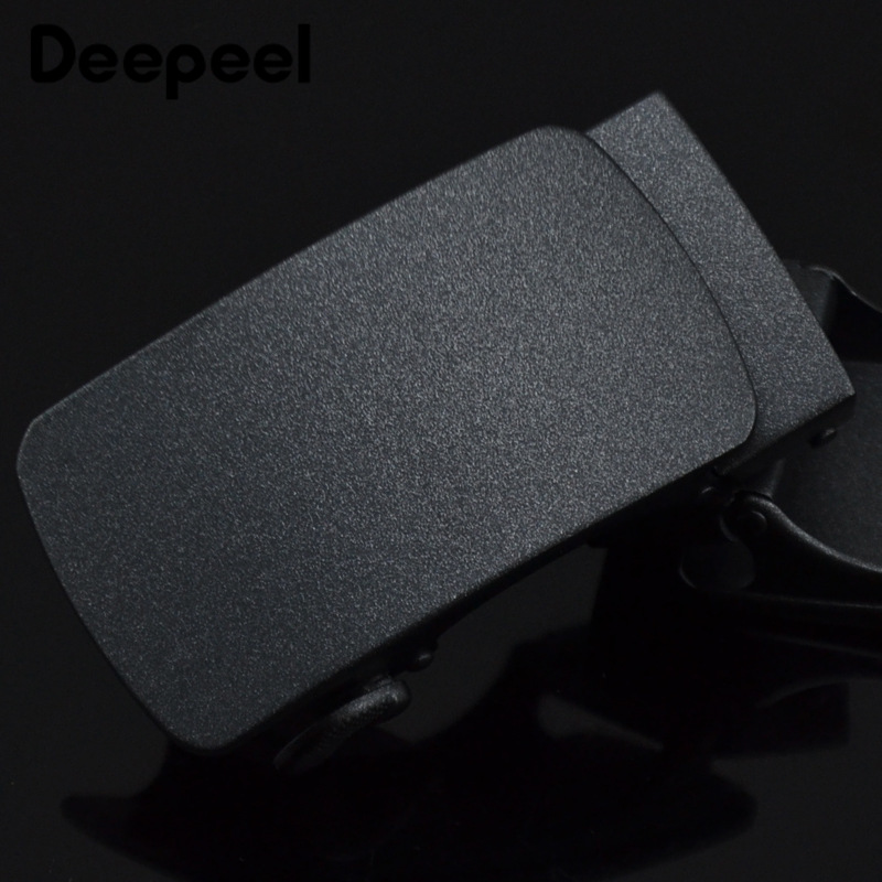 Deepeel Fashion Men Belt Buckles High Quality Metal Pin Buckle For Belt 34mm-35mm Boucle De Ceinture DIY Leather Crafts KY885