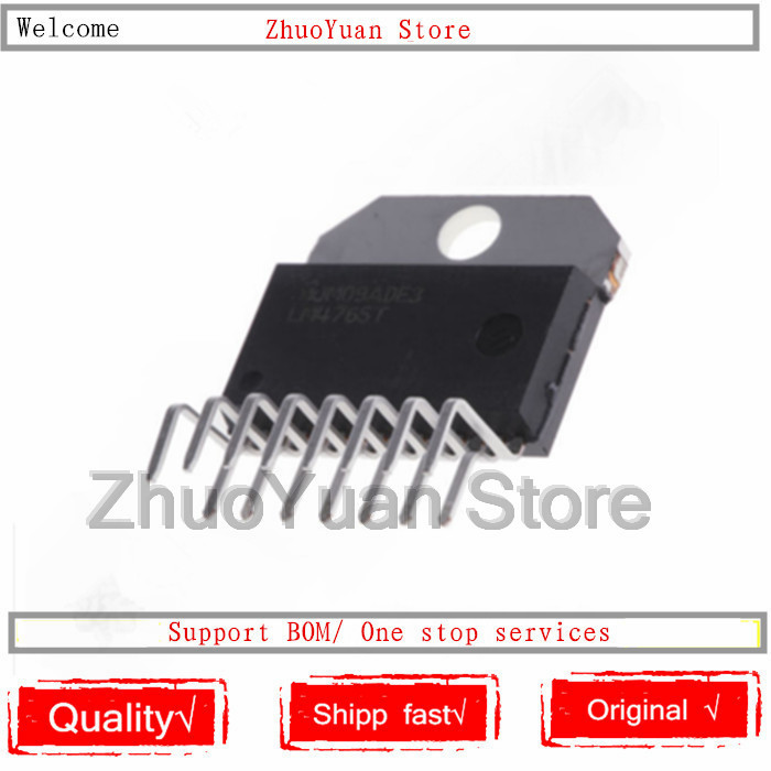 1PCS/lot New Original LM4765T LM4765 Audio Power Amplifier Chip ZIP15