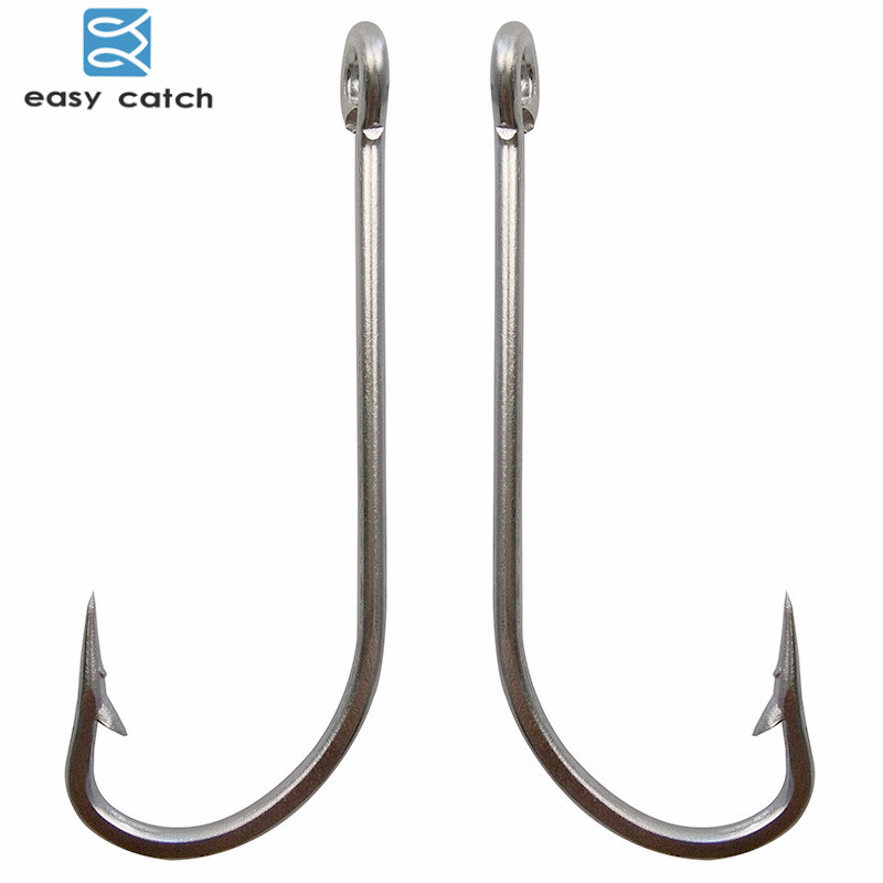 Specialist Circle Hooks Pack of 10 or 50 Sea Fishing Sizes 4//0 5//0 6//0 7//0 8//0