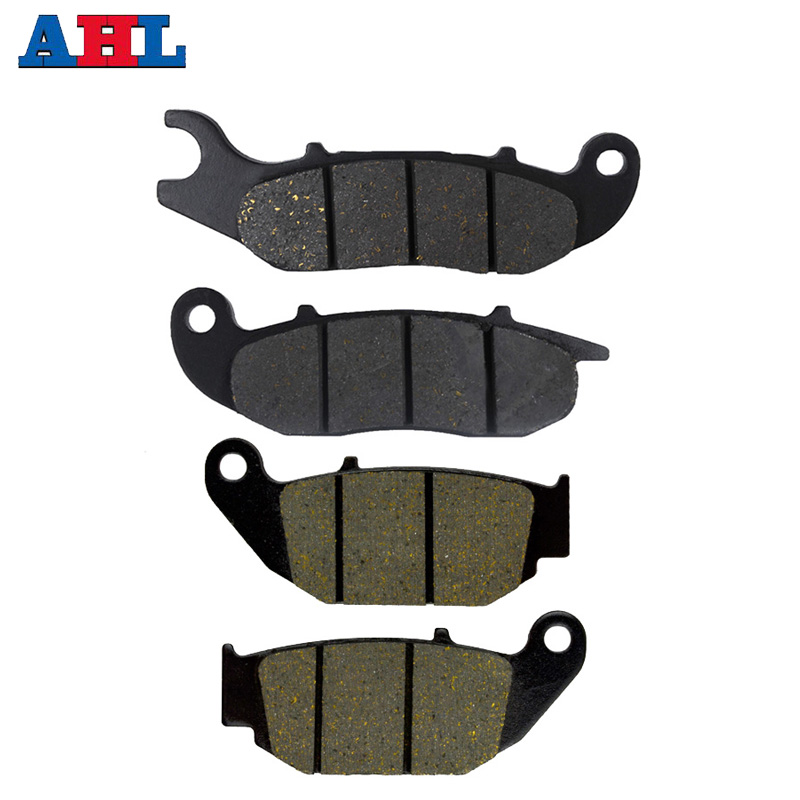 For HONDA CRF250L 2012-2018 CRF250M 2012-2017 CRF250 CRF 250 L M 250L 250M 2012 2013 2014 2015 Motorcycle Front Rear Brake Pads