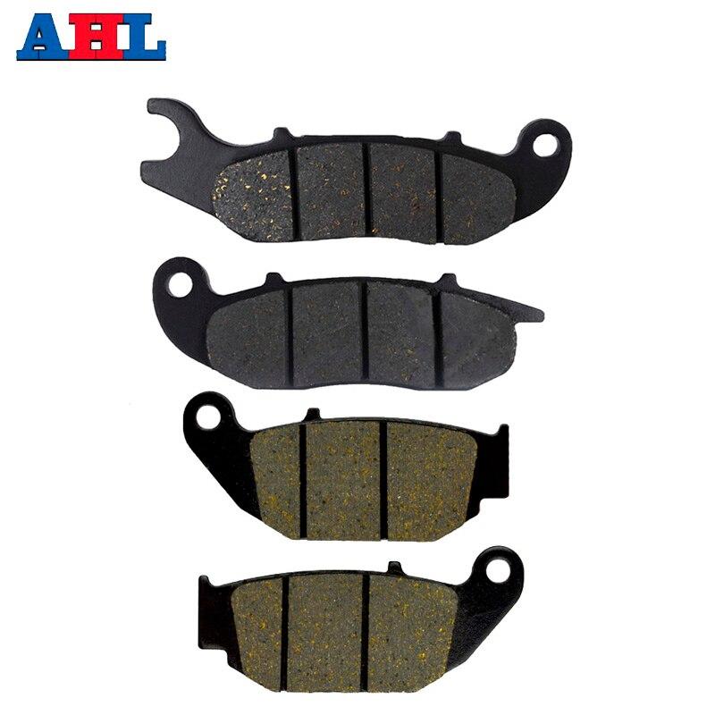 For HONDA CRF250L 2012-2018 CRF250M 2012-2017 CRF250 CRF 250 L M 250L 250M 2012 2013 2014 2015 Motorcycle Front Rear Brake Pads