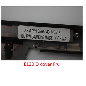 Image 5 - New Original for Lenovo ThinkPad Edge E130 E135 E145 Base Bottom Cover Lower Case 04W4345 04Y1208
