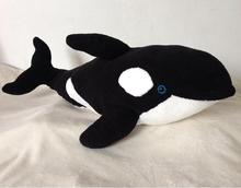 SeaWorld  Simulation Stuffed  Animals  Big Toy Tiger Whale Doll Plush Toys For Children Pillow 70cm Gift