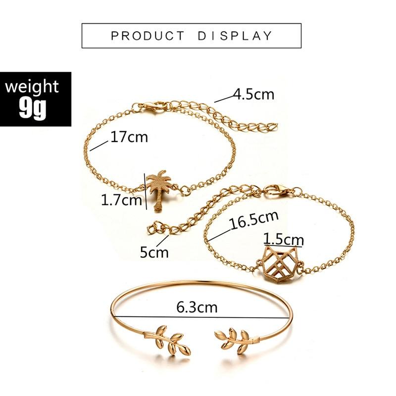 Jewelry Metal Bracelets 10