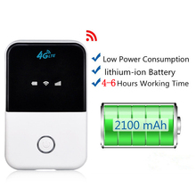 TIANJIE 150M 3G 4G LTE mini wifi router Wireless Portable pocket mobile Broadband hotspot wifi routers with sim card slot