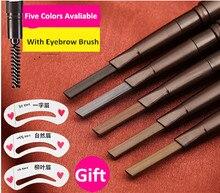 À prova d' água lápis de sobrancelha sourcils potenciador (crayon um sourcils/lapis de sobrancelha/lapiz de cejas/matita per gli occhi)