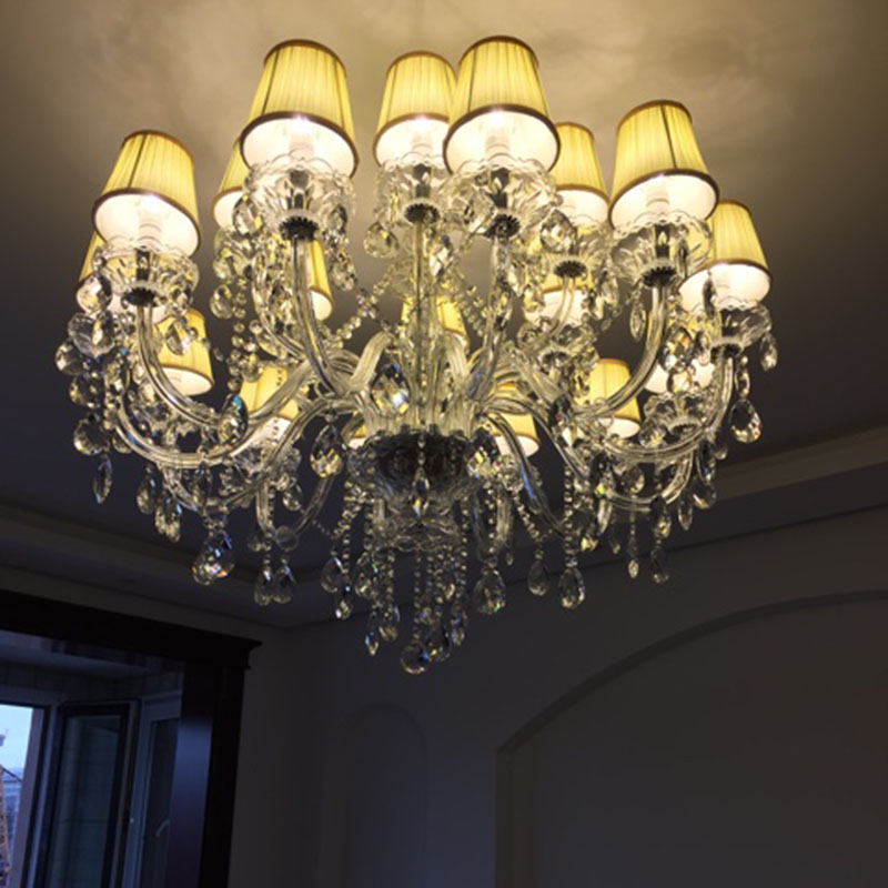 Large Modern Chandelier Light Fixtures Dining Room Kitchen