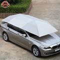 New design Car car sunshade Window Foils Windshield sun cover All car Window Sunshade 400cm * 210cm * 25 cm size free shipping