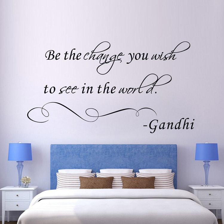 Inspirational quotes sayings promotion shop for for Bedroom inspiration quotes