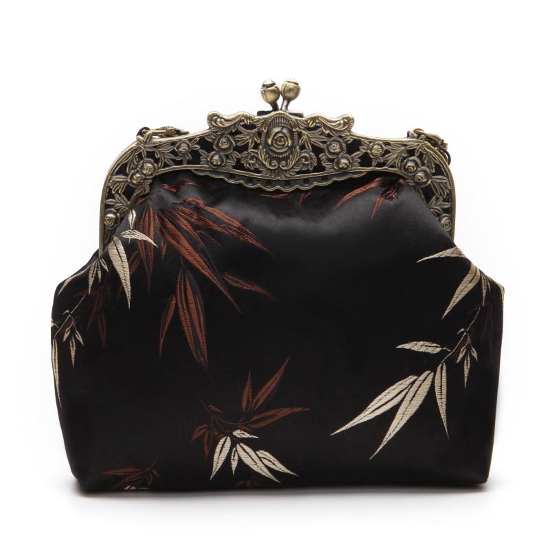 2017 Vintage Metal Purse Frame Bag Handle Frame Antique Brass Bronze Color Handbag Accessories Purse Hanger Frame Handle