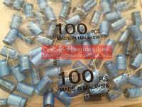 2019 hot sale 10pcs/30pcs nichicon Import AUDIO electrolytic capacitor 16V2200UF 12.5X20 KT 105 degrees audio free shipping