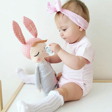 Lovely Stuffed Toys Plush Animals Doll Soft Kids Baby Toys f
