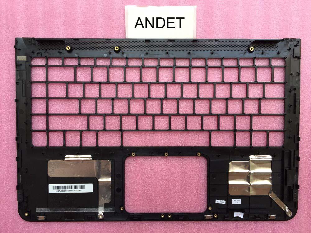 New Original for HP Pavilion X360 13-u013tu 13-u015tu 13-u018tu Palmrest Cover Keyboard Bezel Golden Silver