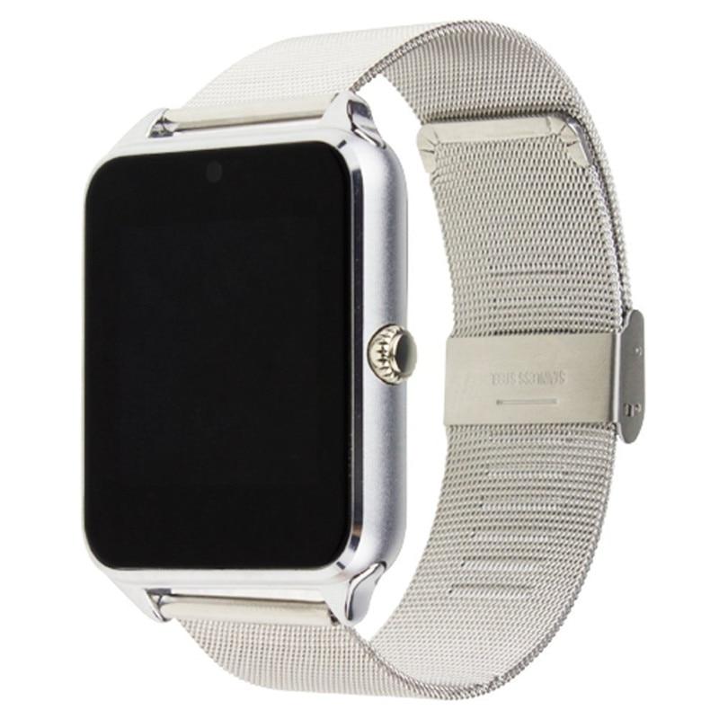 Smart Watch GT08 APlus Orologio di Sincronizzazione Notifier Connettività Bluetooth SmartWatch Android Phone Support TF SIM Per Apple 6 7 Huawei