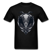 Capricorn Tshirt Newest Mens Top T-shirts Round Collar Short Sleeve 100% Cotton Fabric T Shirt Cool Tee Shirts Quality Gift