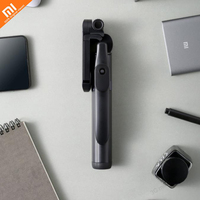 2019 new Xiaomi mijia Bluetooth Folding Portable Multi use Selfie Stick Tripod Stabilizer Video Selfie Stick smart home