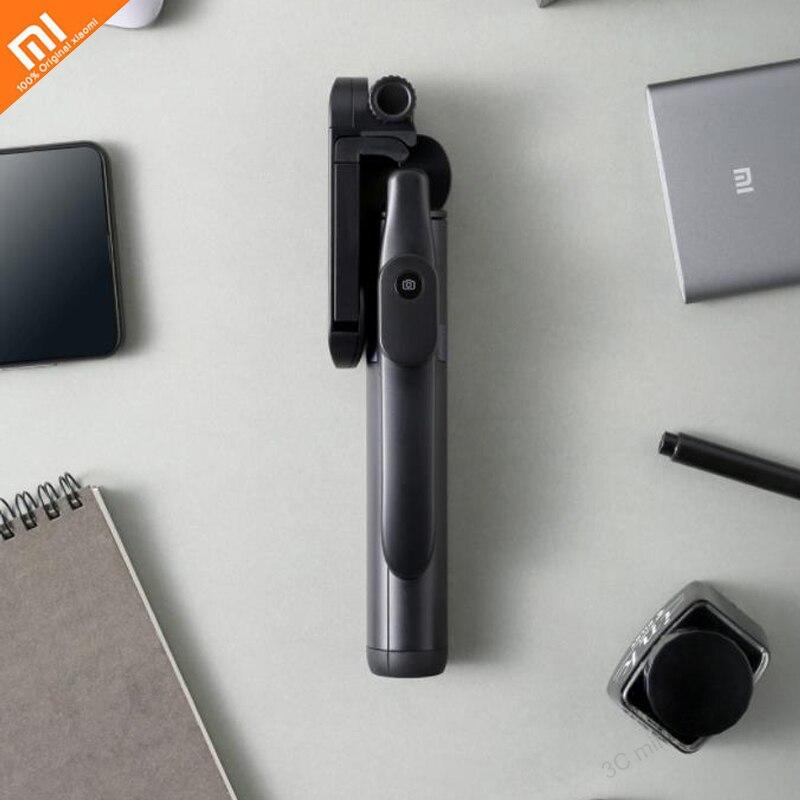 2019 nouveau Xiaomi mijia Bluetooth pliant Portable multi-usage Selfie bâton trépied stabilisateur vidéo Selfie bâton maison intelligente