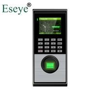 Eseye Biometric Attendance System Fingerprint &ID Card &Password Reader Time Clock Employee Control Machine Electronic English