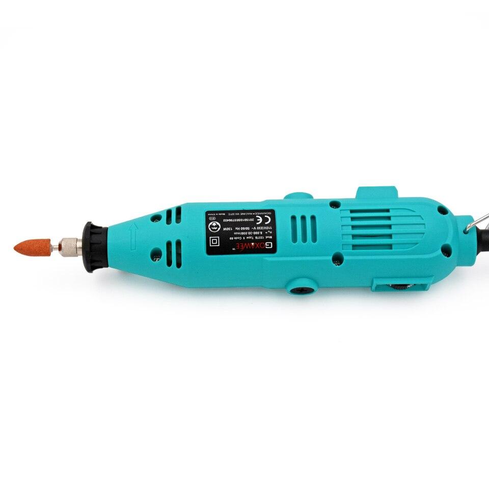 220V 130W Herramientas rotativas de velocidad variable para mini - Herramientas eléctricas - foto 3