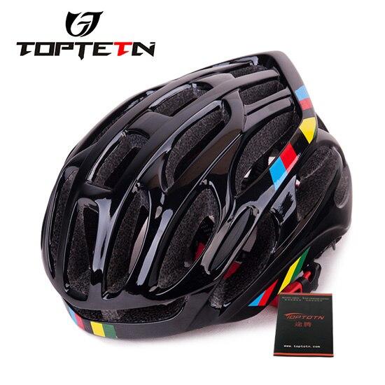 TOPTETN capacidad limitada Da Bicicleta Ciclismo paseo Casco deportes al aire libre seguridad Bicicleta Casco Ciclismo cascos