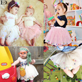 HABA Super cute baby girl skirt 6 months -5 years, summer fashion baby girl clothes,1 year pink white tutu skirt princess HB0558